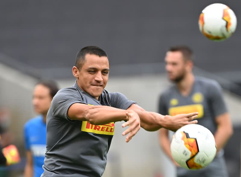 Sanchez says he wanted Man Utd exit after one training session
