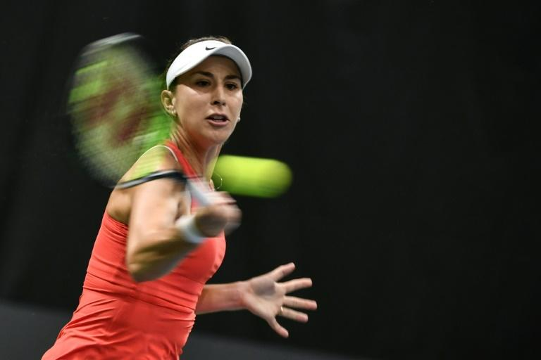 Bencic out of US Open; 3 of 4 '19 semifinalists won't play