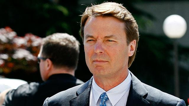 Criminal Trial Pits John Edwards Against Once-Trusted Aide