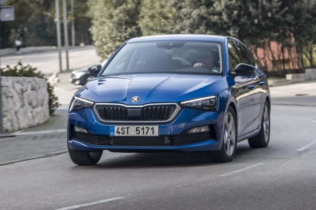 First Drive: The Skoda Scala is the mid-sized family hatchback the firm has been craving
