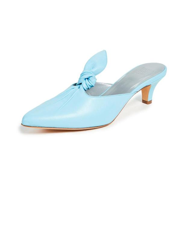 Palo mules by Maryam Nassir Zadeh, $348, shopbop.com.
