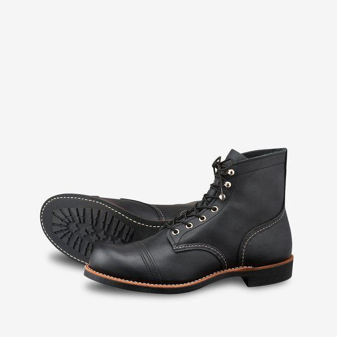 """<p><strong>Red Wing</strong></p><p>bespokepost.com</p><p><strong>$330.00</strong></p><p><a href=""""https://go.redirectingat.com?id=74968X1596630&url=https%3A%2F%2Fwww.bespokepost.com%2Fstore%2Fred-wing-iron-ranger&sref=https%3A%2F%2Fwww.esquire.com%2Flifestyle%2Fg23013003%2Fbest-gifts-for-husband-ideas%2F"""" rel=""""nofollow noopener"""" target=""""_blank"""" data-ylk=""""slk:Buy"""" class=""""link rapid-noclick-resp"""">Buy</a></p><p>If his go-to black leather boots are scuffed, torn, and tattered—in other words, well-loved to the point of disrepair—he'll be more than happy with a new pair, especially one where every piece, from the full-grain leather upper to the Goodyear welt stitching, is made to last. And if he doesn't have go-to black leather boots, by all means, get him a pair.</p>"""