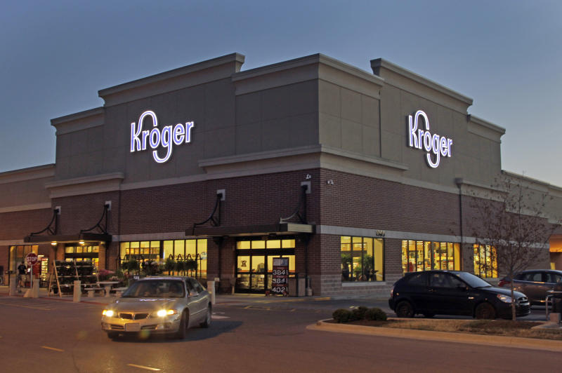Kroger bets shoppers will stay loyal