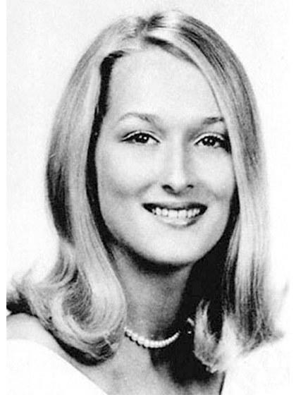 <p>High school</p><p>It's not a huge surprise that as a high-school student in Bernardsville, New Jersey, Streep—born Mary Louise—acted in school plays, sang in the chorus, and took opera lessons. But she also dyed her hair blonde, refused to wear braces or glasses, and was a cheerleader and the homecoming queen. After graduating, she attended Vassar and then Yale School of Drama.</p>