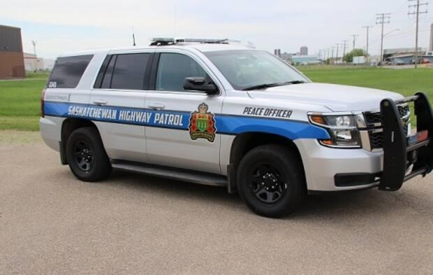 The Saskatchewan Highway Patrol will require ministry approval before purchasing firearms, ammunition and other special equipment.  (Government of Saskatchewan - image credit)