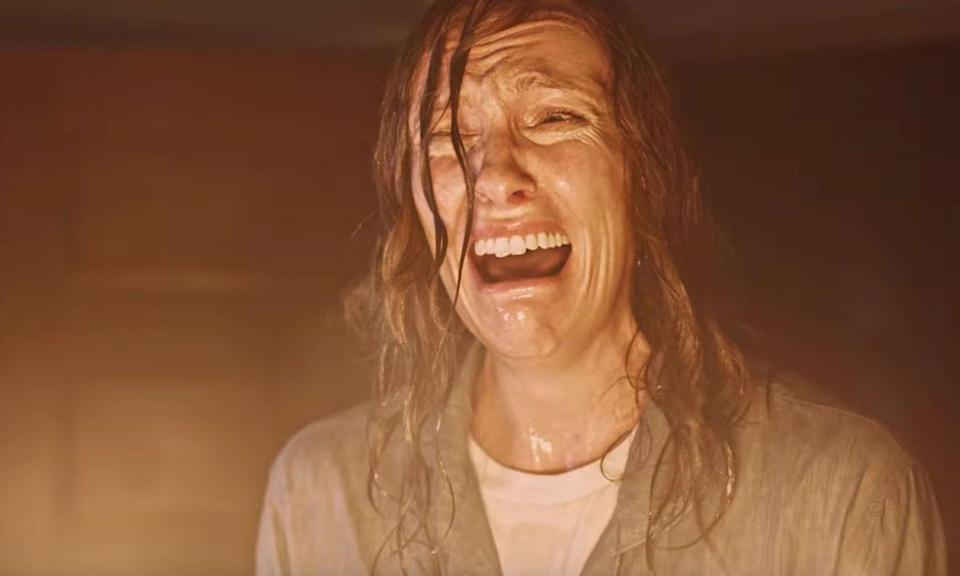 <p><span>Mainstream horror had a particularly good 12 months in 2018, with <em>Hereditary's</em> 'classy <em>Conjuring</em>' finding a large audience of shock devotees. Sure, it's basically <em>Rosemary's Baby</em> with more jump-scares, but some genuinely surprising moments and a stunning central performance from Toni Collette meant <em>Hereditary</em> transcended its influences to become a fascinating study of madness, ghosts and family. </span> </p>