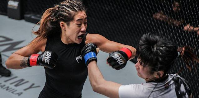 Angela Lee Expecting Toughest Challenge Yet at Friday's ONE: Dynasty of Heroes