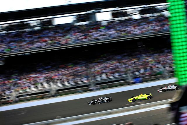 Should the IndyCar Series provide guaranteed starting spots to some teams for the Indianapolis 500? The series' three most prominent owners think so. (Getty Images)