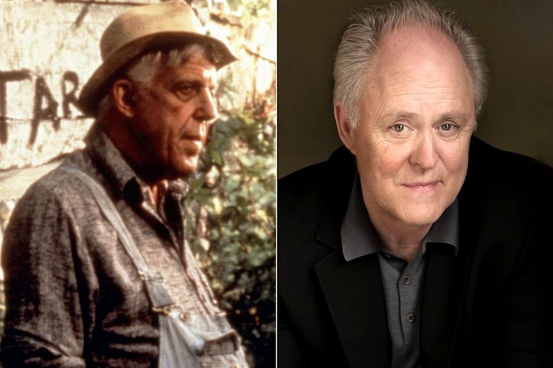 John Lithgow will play Jud Crandall in the remake of Stephen King's Pet Sematary