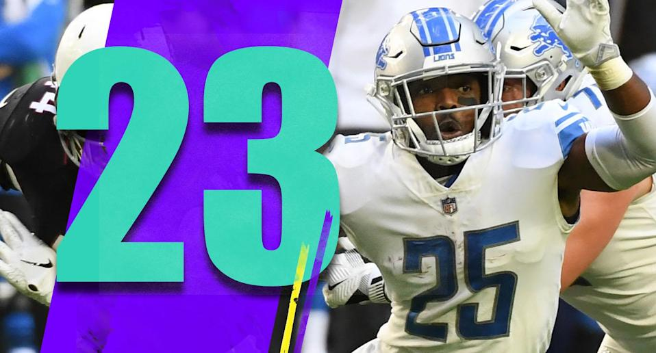 <p>The Lions won, but they had 218 yards on offense. Injuries have really hurt, but it's surprising how bad Detroit's offense has slipped. Nobody is speaking glowingly anymore about the future of offensive coordinator Jim Bob Cooter. (Theo Riddick) </p>