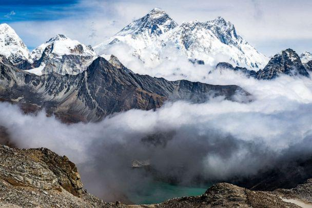 PHOTO: Mount Everest in an undated photo. (STOCK PHOTO/Getty Images)