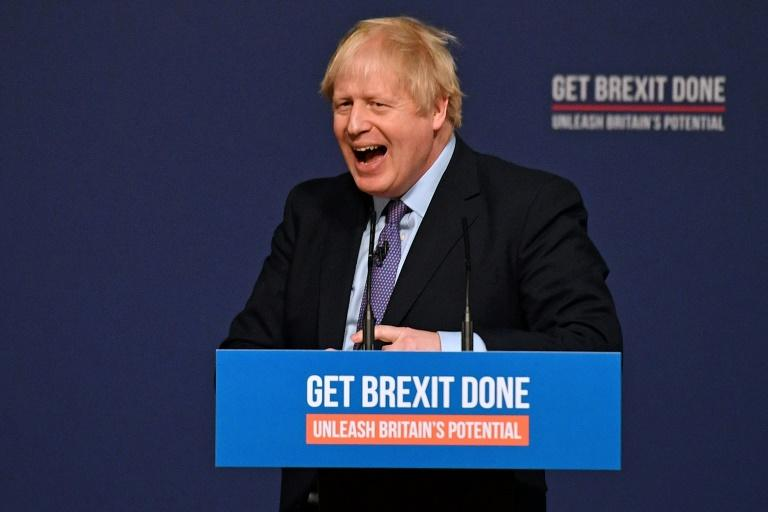 Having taken over a minority administration in July and been unable to speed his EU divorce deal through parliament, Johnson is seeking a clear victory at the December 12 snap election