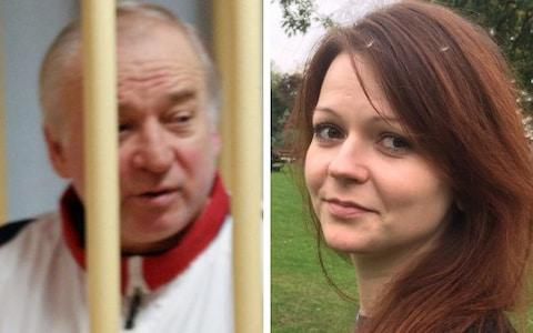 Sergei and Yulia Skripal remain in a serious condition in intensive care after being poisoned in Salisbury