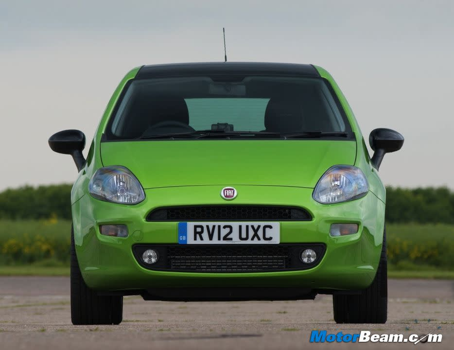 Fiat will launch the upgraded Punto Evo by June 2013. It has changes to both the exteriors and interiors but mechanicals are expected to remain the same.