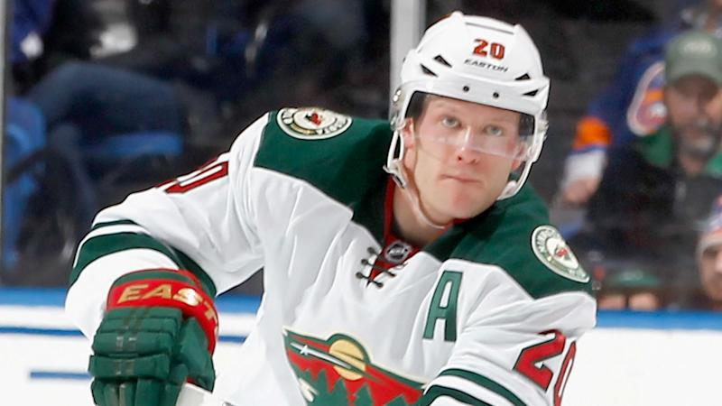 Wild lose All-Star Suter for season with fractured ankle