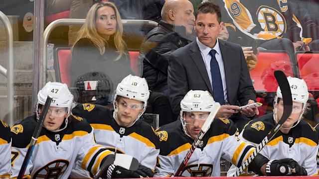 Bruce Cassidy isn't getting the credit he deserves. (Photo by Dave Reginek/NHLI via Getty Images)