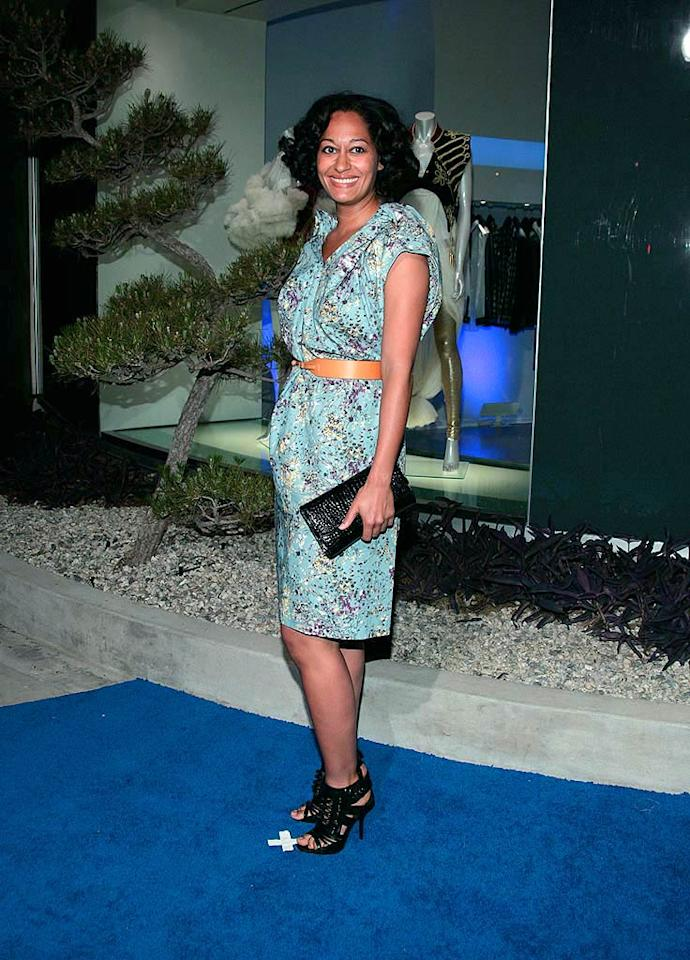 """Girlfriends"" may be going off the air, but we always love seeing our girl Tracee Ellis Ross and her smile. Donato Sardella/<a href=""http://www.wireimage.com"" target=""new"">WireImage.com</a> - May 13, 2008"