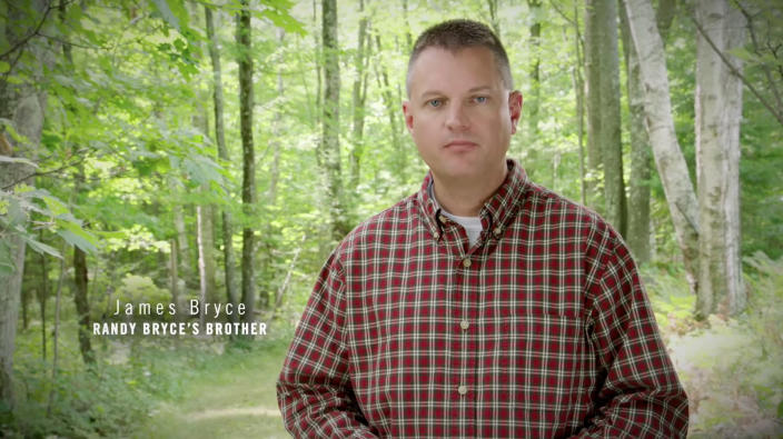 James Bryce, brother of Democratic candidate Randy Bryce, endorsing Republican candidate Bryan Steil in a campaign ad. (Screengrab: CLFSuperPAC via Youtube)