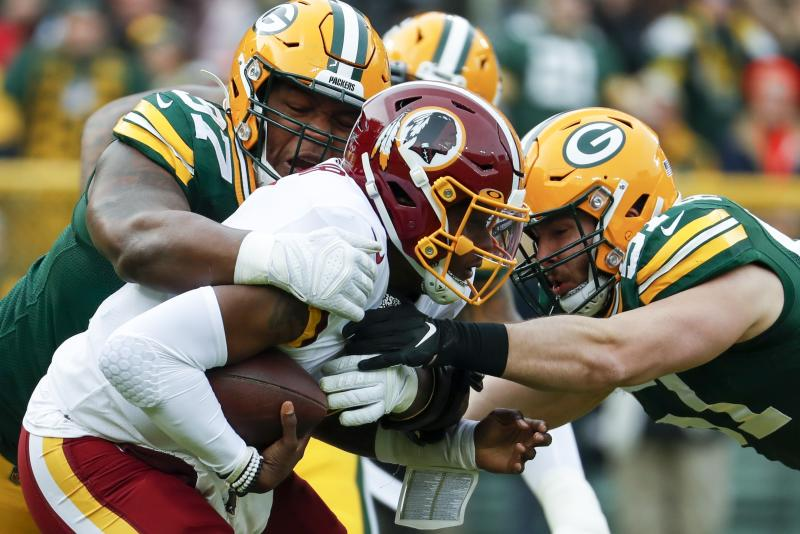 Packers' run defense eager for redemption after playoff loss