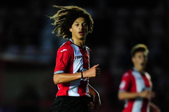 Chelsea win race to sign Exeter wonderkid Ethan Ampadu