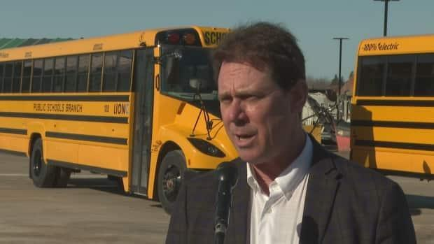 In the long run, the province will save money by using the new vehicles, says Transportation Minister James Aylward.