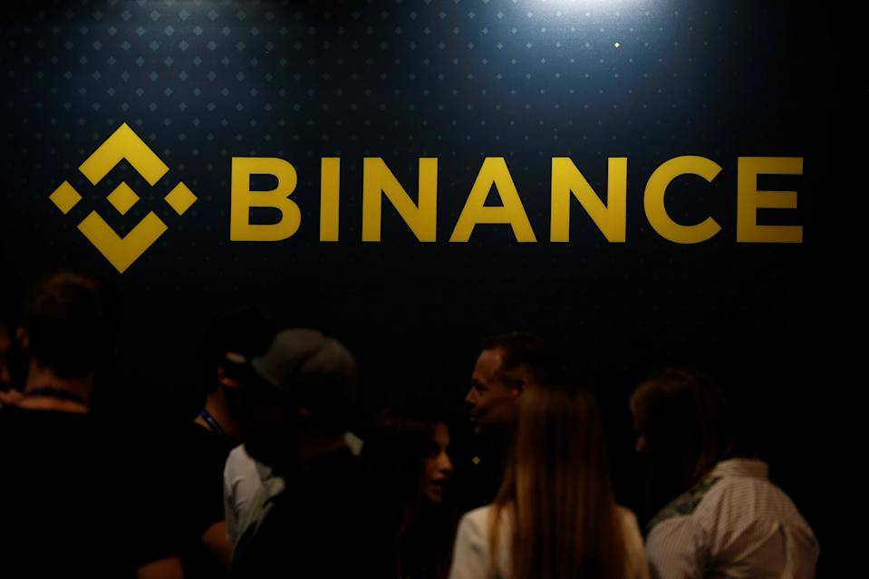 Binance has been banned fropm from operating in the UK by the Financial Conduct Authority. Darrin Zammit Lupi/Reuters
