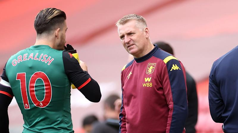 Villa boss Smith not content with 'valiant loser' tag