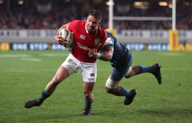 Rhys Webb impressed on the 2017 British and Irish Lions tour of New Zealand, scoring a try in one of his two Test appearances.