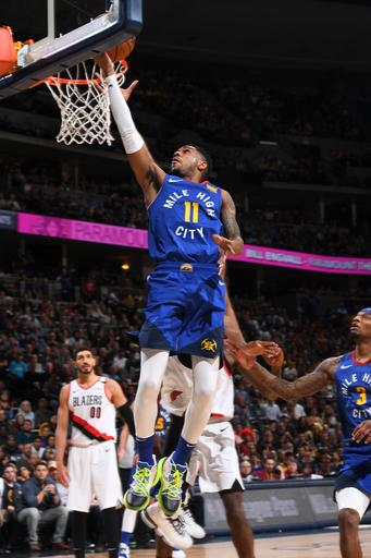 Nuggets clinch Northwest with 119-110 win over Trail Blazers