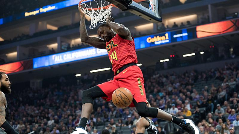 Source: Dewayne Dedmon, Kings agree to three-year, $40M contract