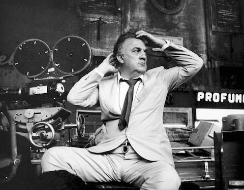 A museum in the Director's honour is due to open in December in Rimini - Credit: Fellini Foundation