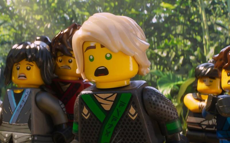 Creative block: the third Lego film lets the franchise down - Film Stills