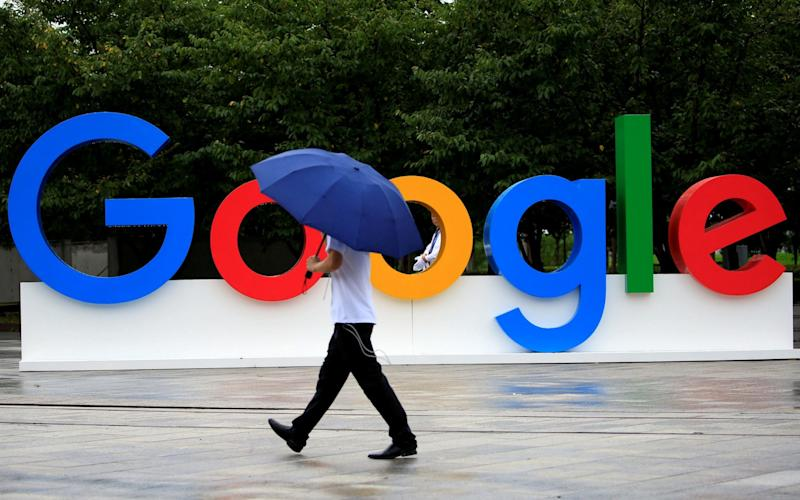 Google was handed the record fine from the CNIL regulator for failing to provide transparent and easily accessible information on its data consent policies - REUTERS