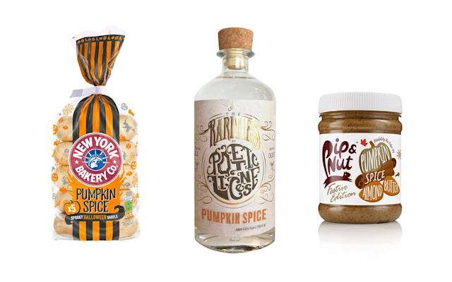 Sugar and spice: from chocolates to chai, we trialled the UK's best pumpkin pie flavoured food products (for when a pumpkin spiced latte just doesn't cut it)