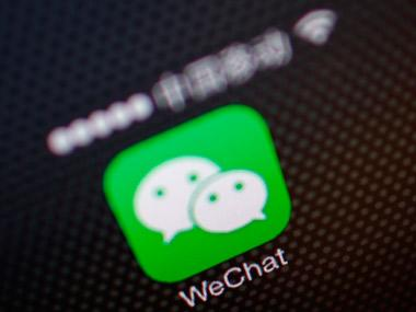 WeChat messaging app denies storing users' chat history in response to allegations by prominent businessman