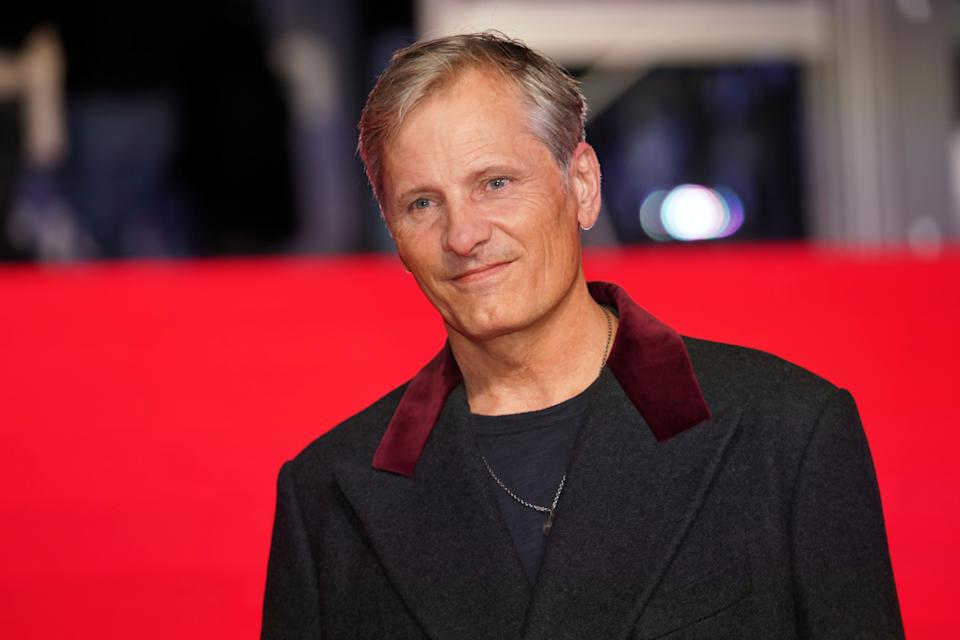 "GHENT, BELGIUM - OCTOBER 18: Director Viggo Mortensen arrives for the photocall for the premiere of ""Falling"" during 47th Gent Film Festival on October 18, 2020 in Ghent, Belgium. (Photo by Sylvain Lefevre/Getty Images)"