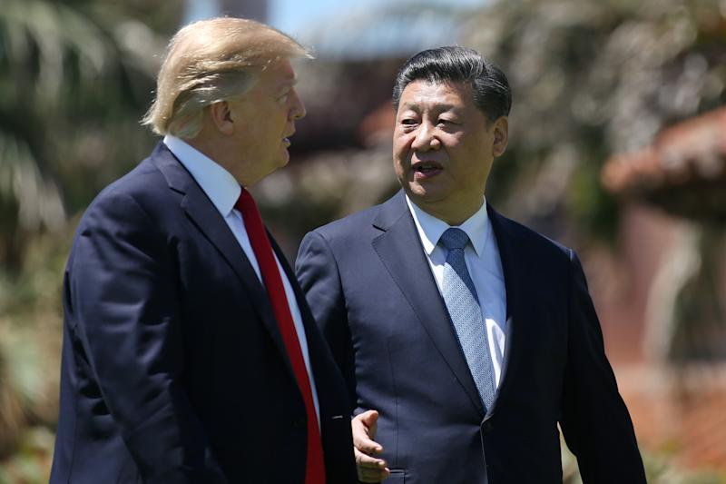 China is refusing to cede ground as US issues trade threats