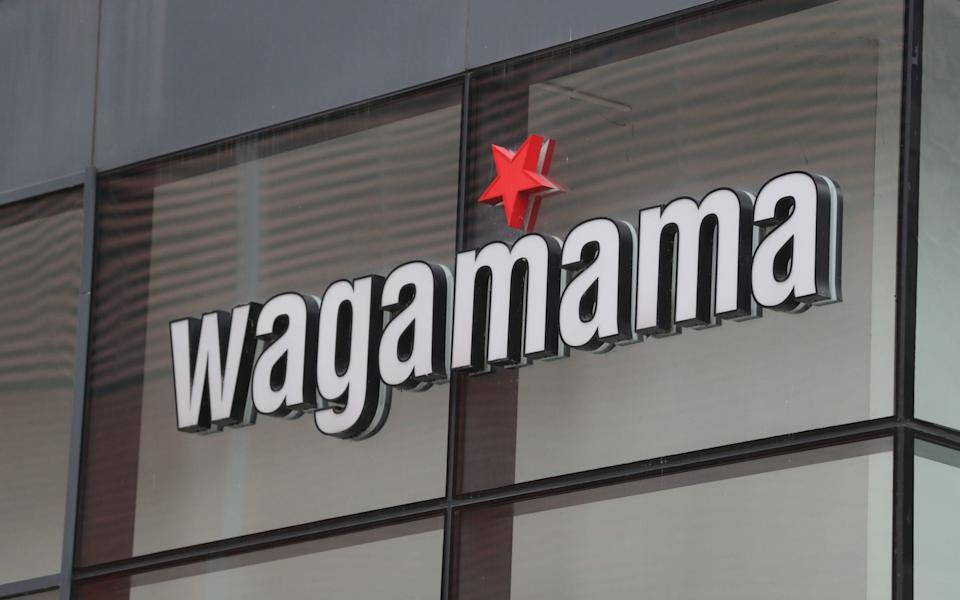 Wagamama - Mike Egerton/PA Wire
