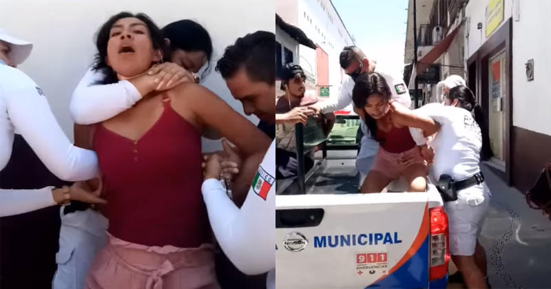 Foto: Captura de video Facebook vía @Ludwig Alonso Osorio.