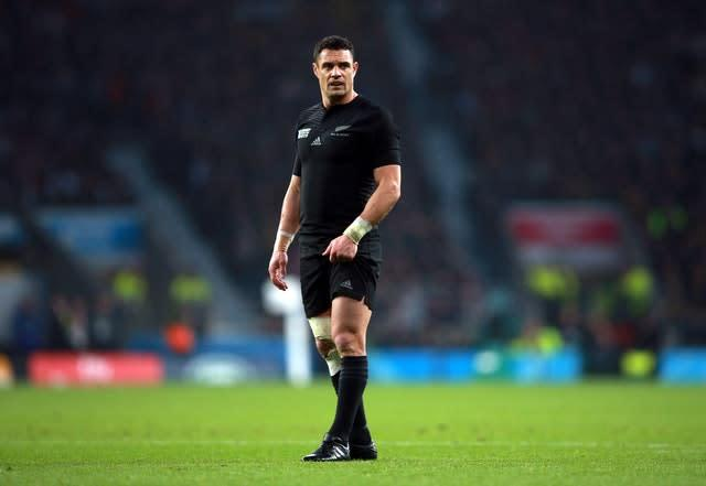 Dan Carter broke Irish rugby hearts in 2012 (David Davies/PA)