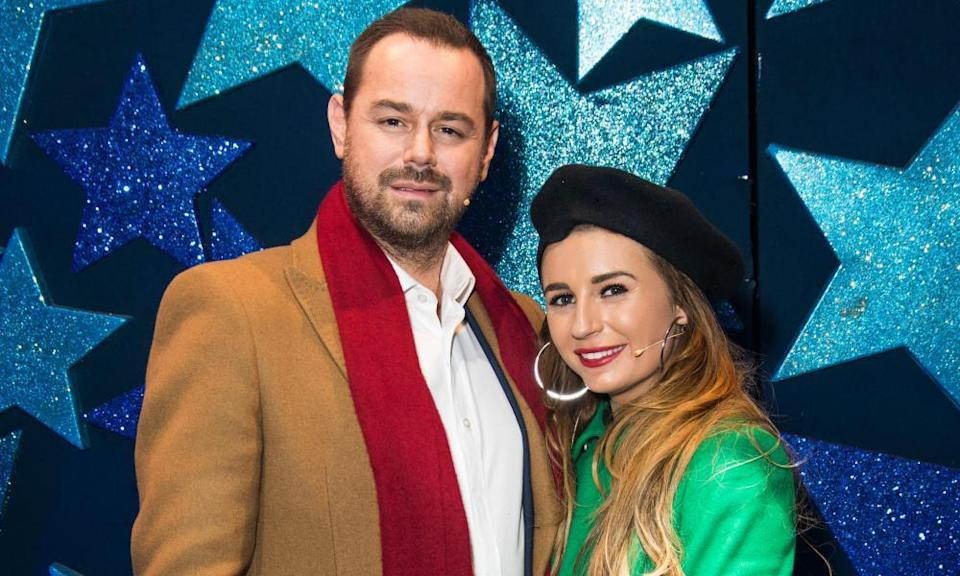 Keeping it in the family ... Sorted with the Dyers hosts Danny and Dani Dyer.
