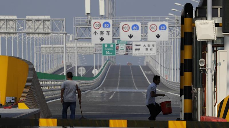 Low tolls planned for Hong Kong-Zhuhai-Macau bridge after public feedback considered, mainland China officials say