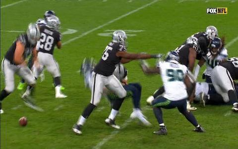 <span>Carr sacked</span> <span>Credit: BBC </span>