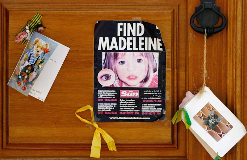Police Funds Extended For Madeleine McCann Case