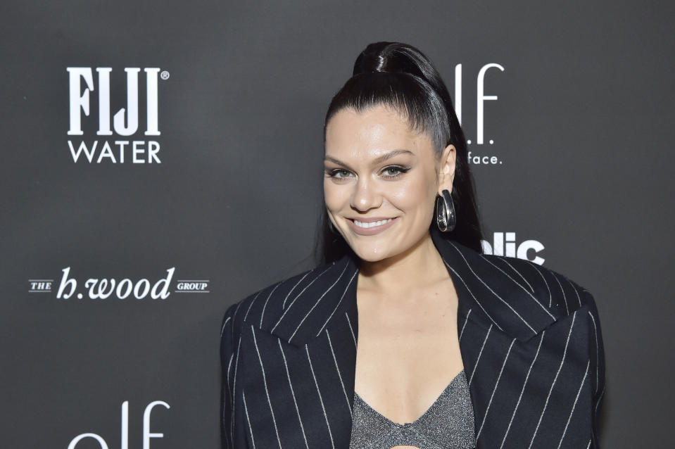 WEST HOLLYWOOD, CALIFORNIA - JANUARY 26: Jessie J attends FIJI Water At Republic Records 2020 Grammy After Party on January 26, 2020 in West Hollywood, California. (Photo by Stefanie Keenan/Getty Images for FIJI Water)