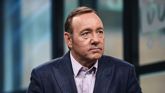 Kevin Spacey (Credit: WireImage)