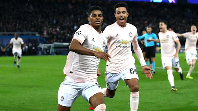 6a5d668b88ba Man United are used to surviving – Rashford plays it cool after PSG comeback
