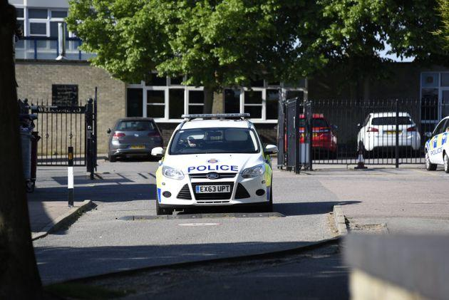 Great Baddow High School in Chelmsford where the incident took place.