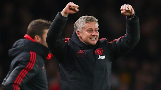 Ole Gunnar Solskjaer waxed lyrical over Manchester United's counter-attacking in the 3-1 FA Cup win at Arsenal.