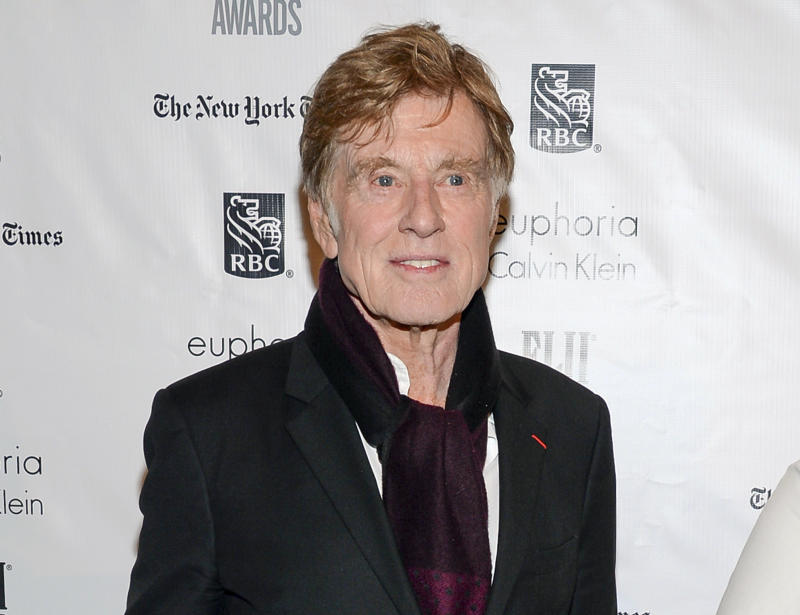 "FILE - In this Nov. 30, 2015 file photo, actor Robert Redford attends The Independent Filmmaker Project's 25th Annual Gotham Independent Film Awards in New York. Redford  says he's retiring soon from acting to focus on directing. In an online interview with his grandson Dylan Redford, the 80-year-old star says he's getting tired of acting. ""I'm an impatient person so it's hard for me to sit around and do take after take after take,"" he says. (Photo by Evan Agostini/Invision/AP, File)"